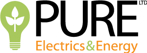 Pure Electrics Logo
