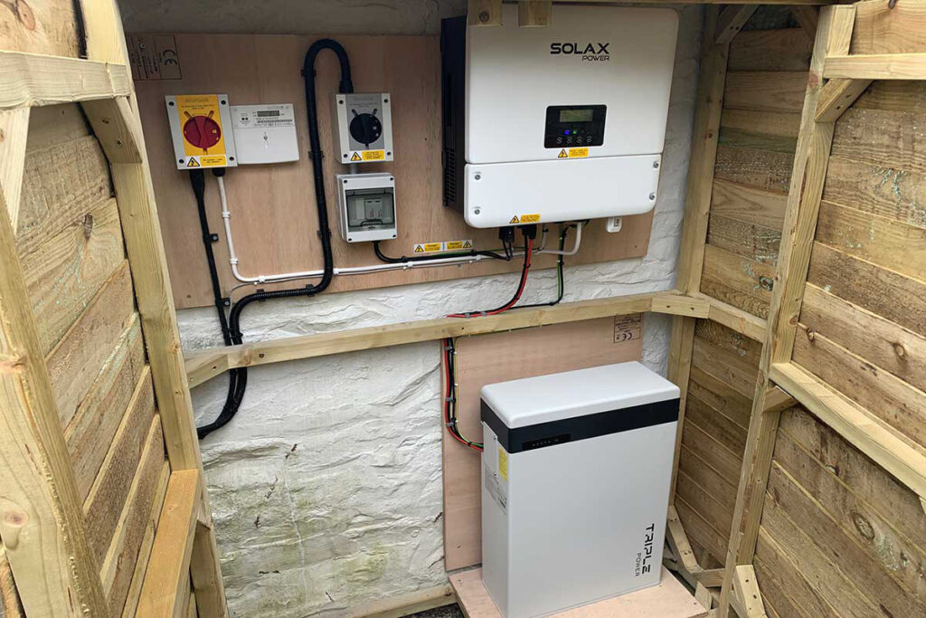 Domestic -3.96kW-system